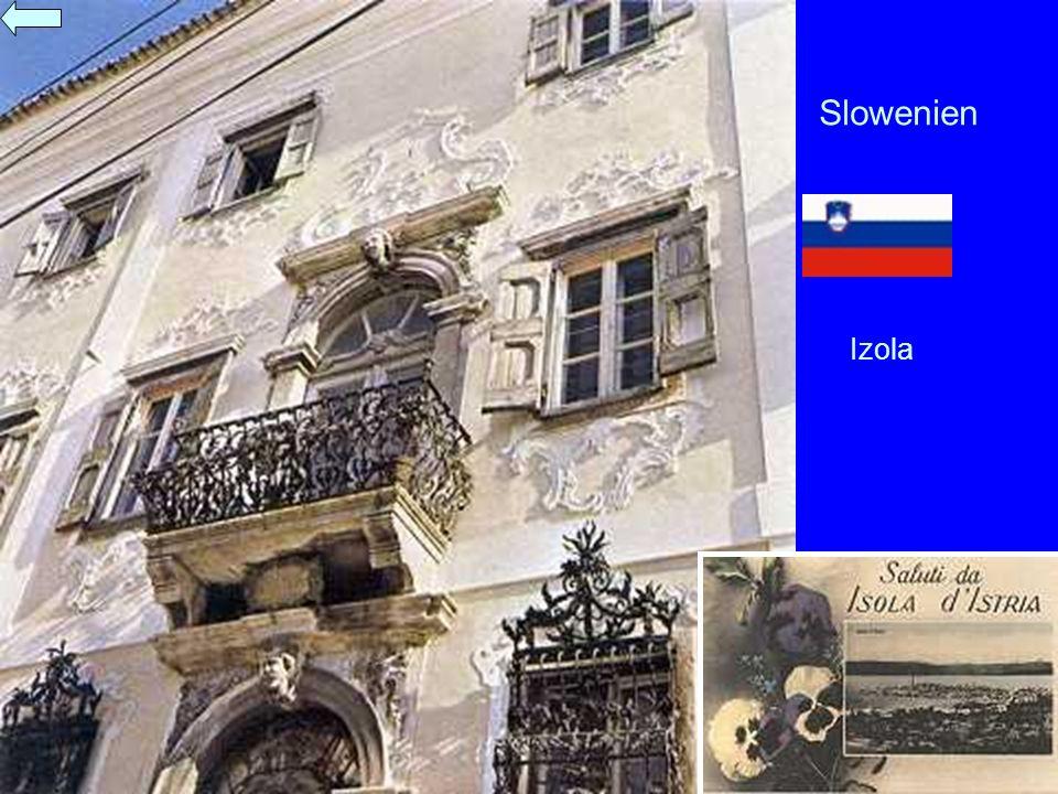 Izola Slowenien