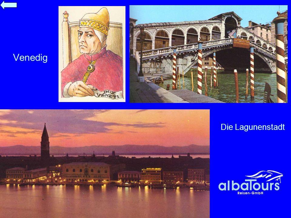 Venedig Die Lagunenstadt