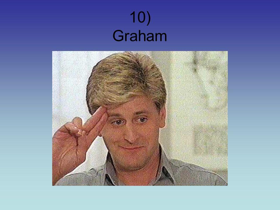 10) Graham