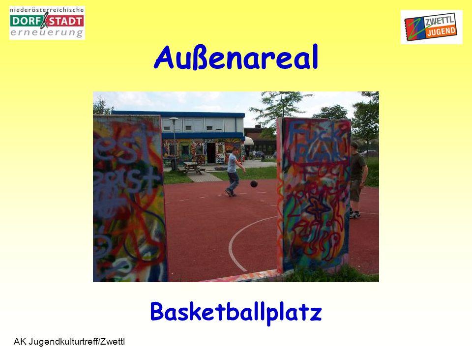 AK Jugendkulturtreff/Zwettl Basketballplatz Außenareal