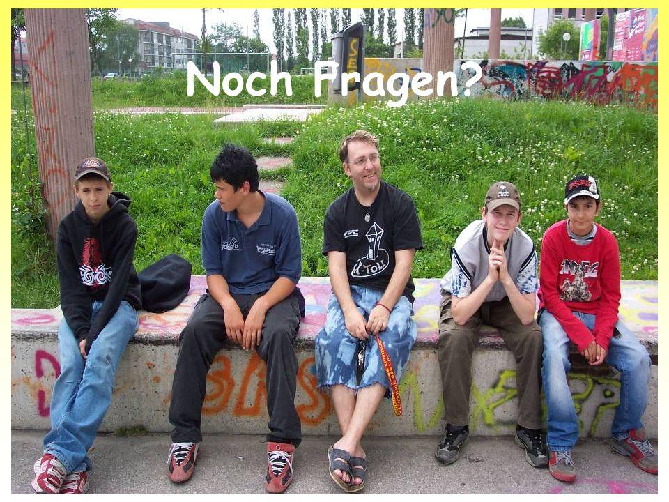 AK Jugendkulturtreff/Zwettl Noch Fragen?