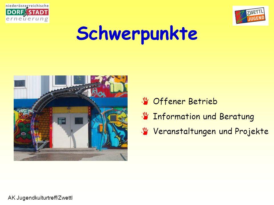 AK Jugendkulturtreff/Zwettl Volleyballplatz Außenareal