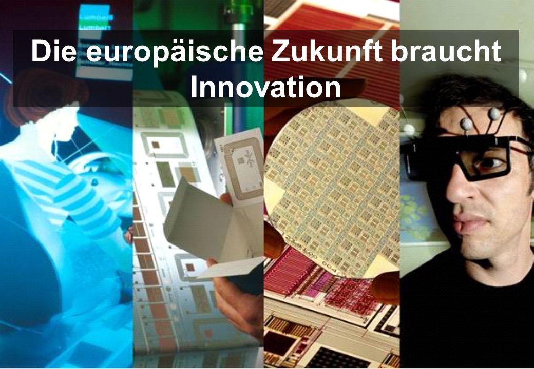 Innovation braucht Forschung und Kreativität