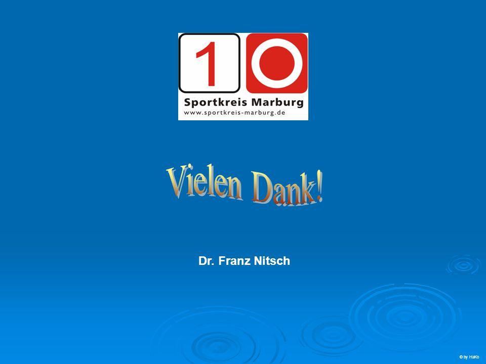 Dr. Franz Nitsch © by HaKo