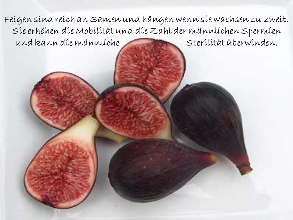 Avocados, Auberginen und Birnen unterstützen die Gesundheit und Funktion der Gebärmutter und des Gebärmutterhalses. Sie habe auch das Aussehen dieser