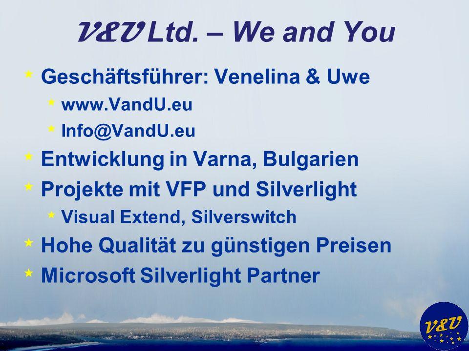 V&U Ltd.