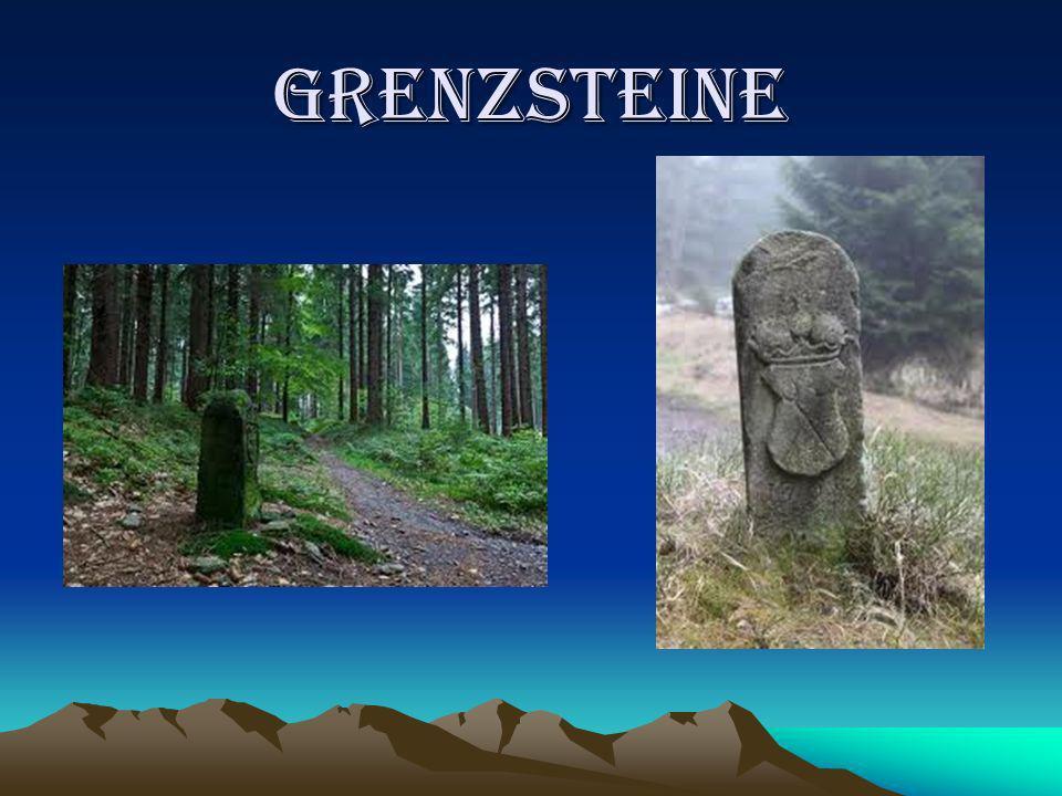 GRENZSTEINE