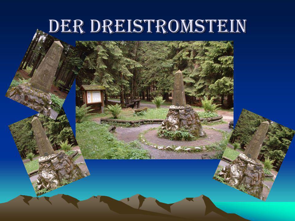 DER DREISTROMSTEIN