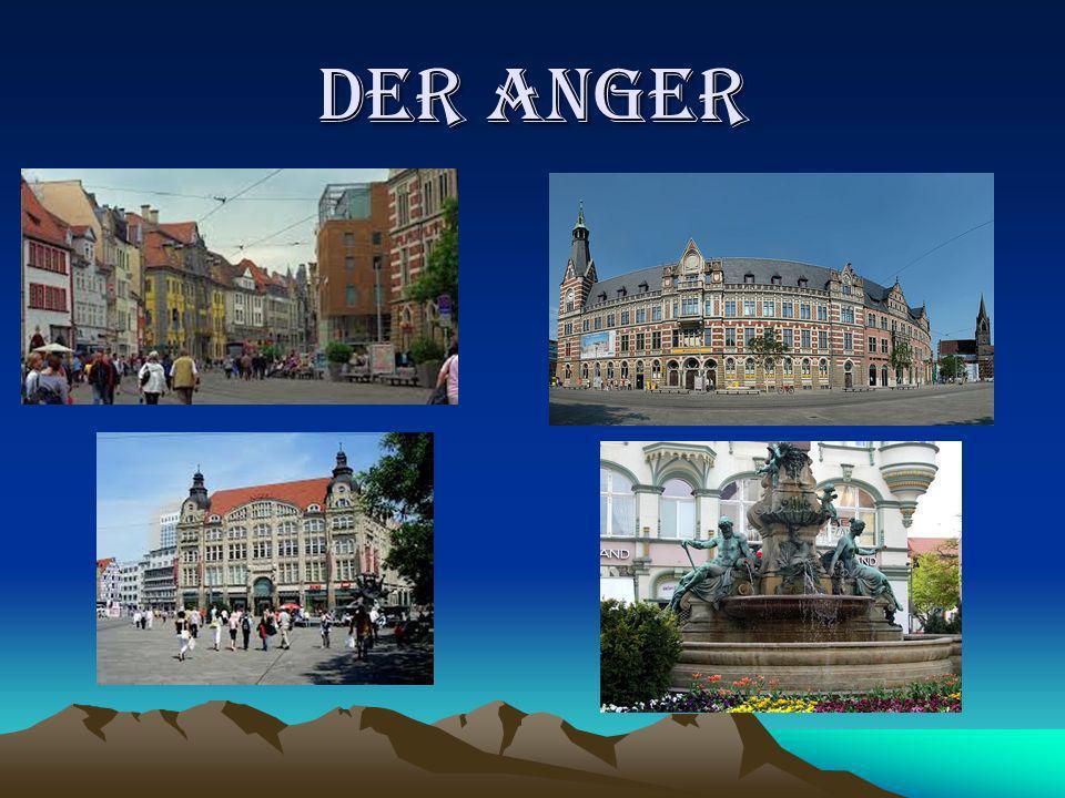 DER ANGER