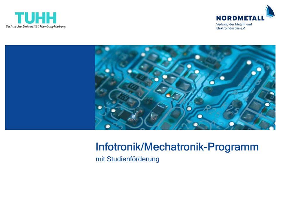 Infotronik/Mechatronik-Programm