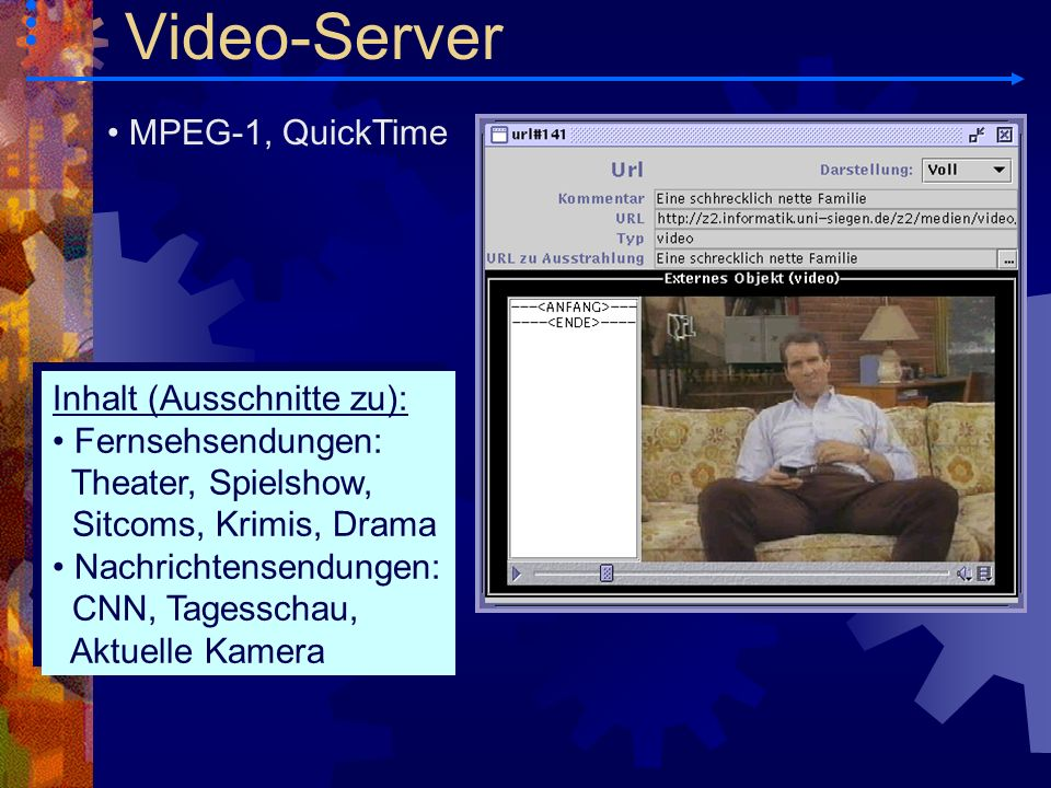 Webglimpse Wortindizierung auf HTML, PDF, DOC, PS columbo Volltext-Recherche