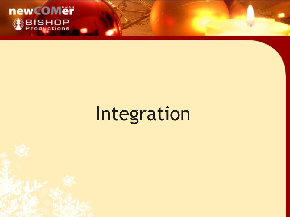 Technische Einbindung Als ASP-Anwendung -Eine durch Sie selbst leicht einzubindende, auf unserem Server gehostete Anwendung, besonders schnell und unkompliziert integriert.