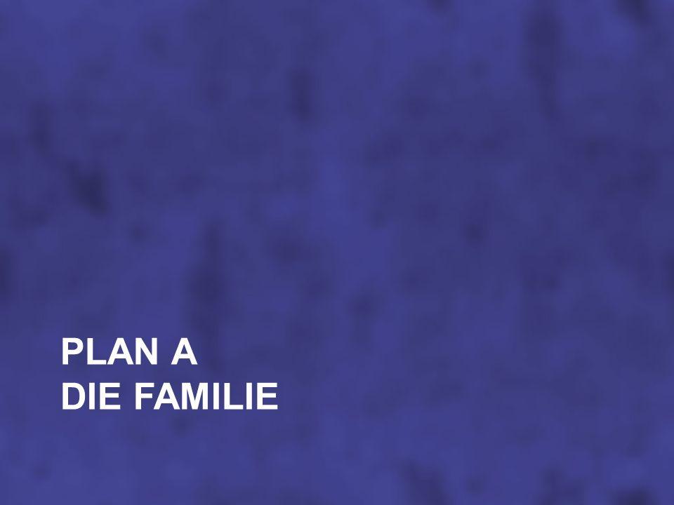 PLAN A DIE FAMILIE