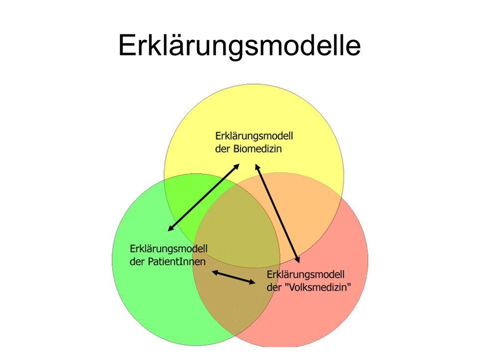 Erklärungsmodelle