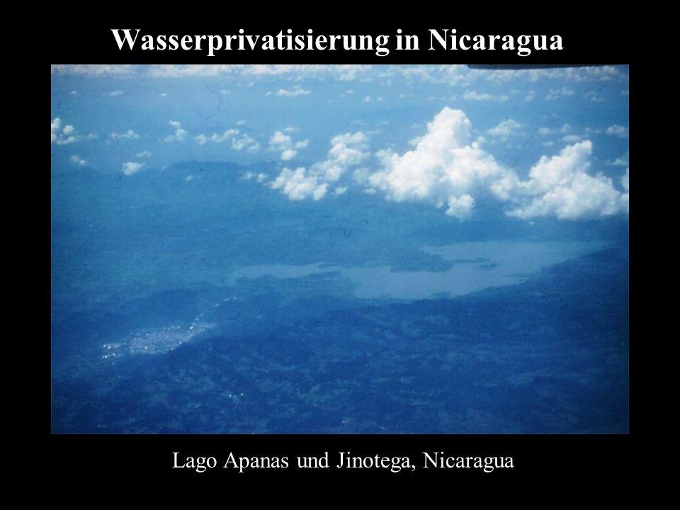 Landschaft bei Jinotega, Matagalpa, Nicaragua