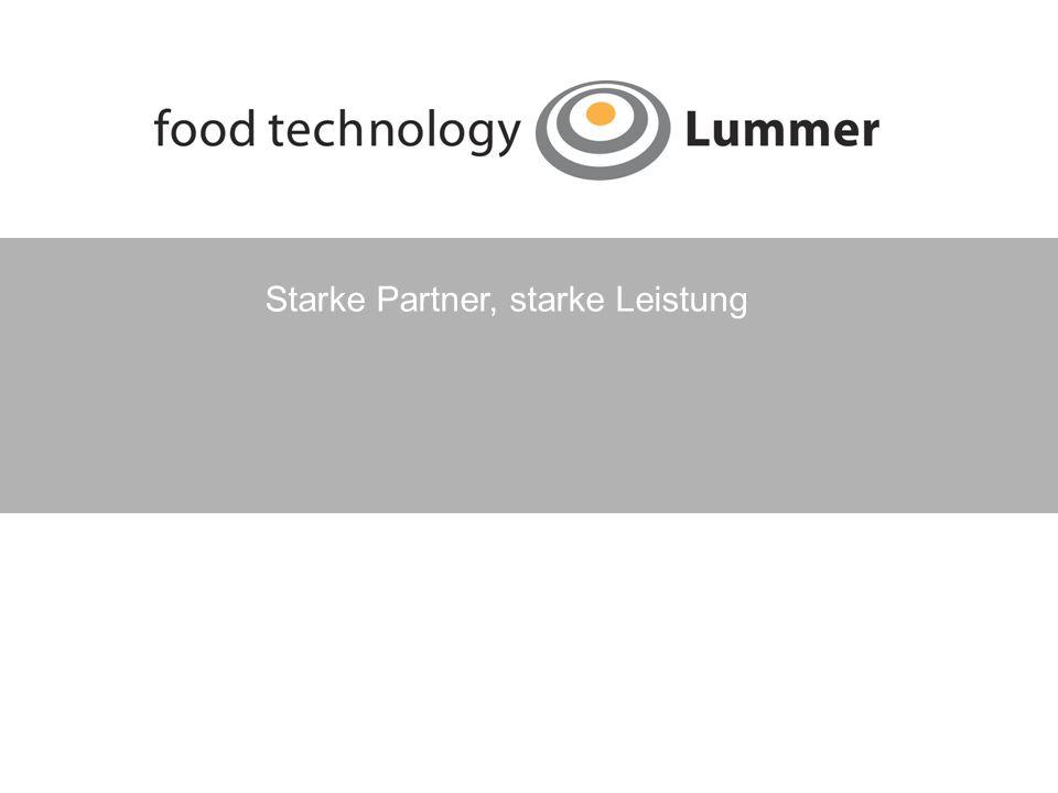 Unser Profil in Kürze Als Spezialist rund um das Thema Schneidetechnologien und Produktionsanlagen in der Lebensmittelbranche berät und betreut food technology Lummer renommierte Kunden in allen Teilen Europas.