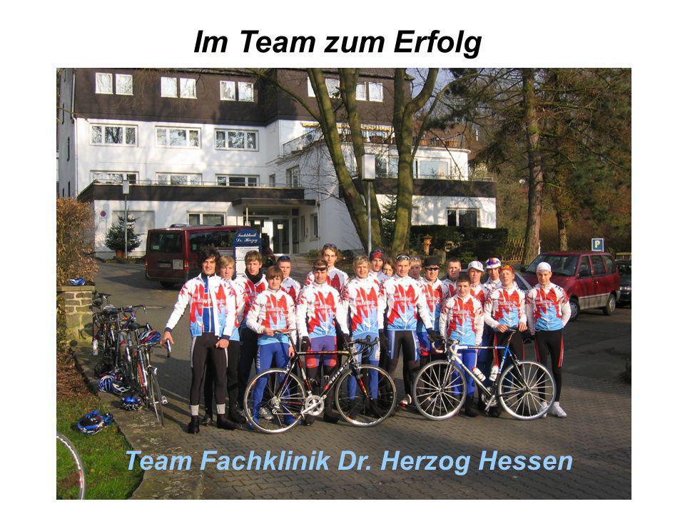 Fachklinik Dr. Herzog Im Team zum Erfolg Team Fachklinik Dr. Herzog Hessen