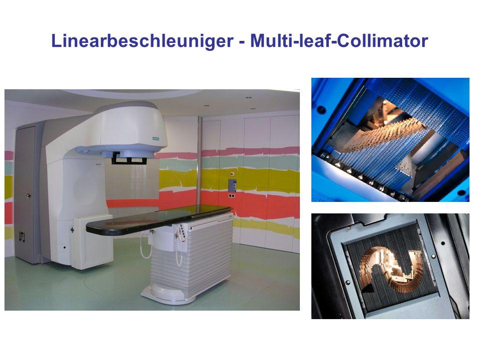 Linearbeschleuniger - Multi-leaf-Collimator