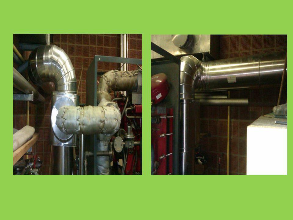 Waschanlage Stufenrechen Eigenkonstruktion welche die Verlegung der Rechenlamellen verhindert.