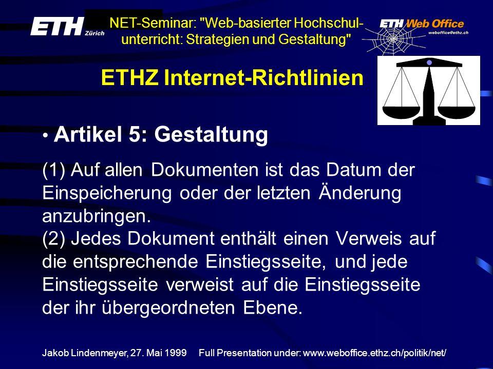 NET-Seminar: