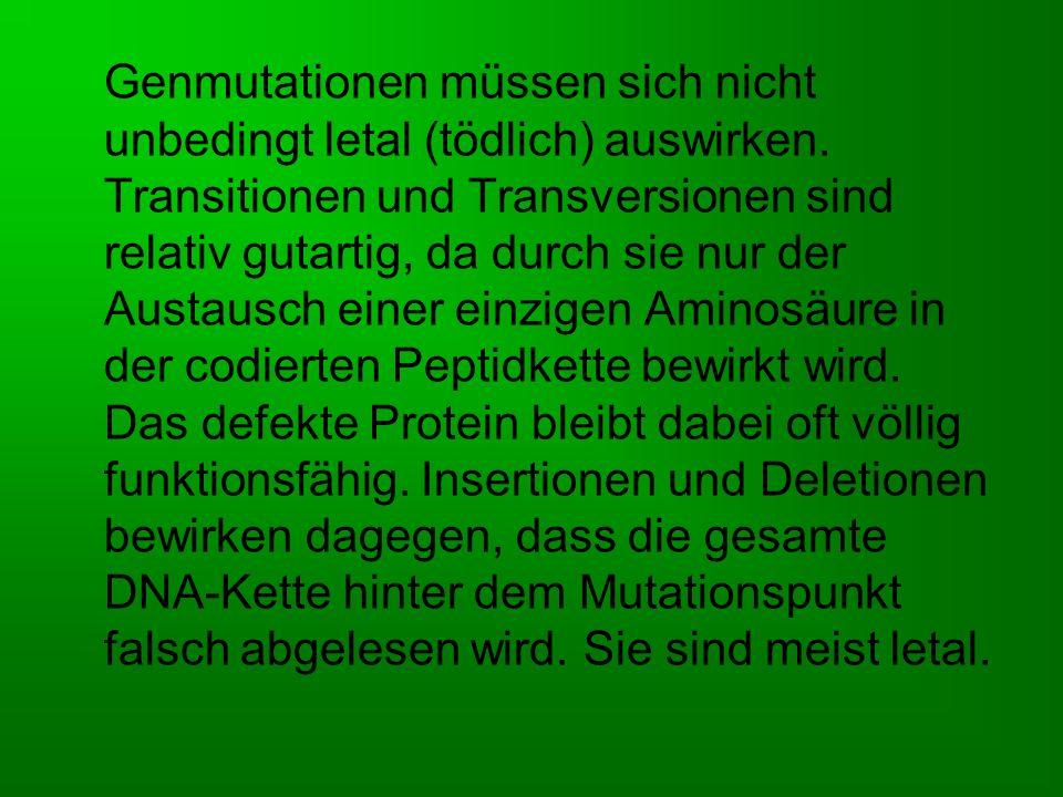 Genmutation und Krebs Etwa 5.000 von insgesamt rund 25.000 Genen des Menschen sind mit der Konstanthaltung des genetischen Codes von einer Zellgeneration zur nächsten beschäftigt.