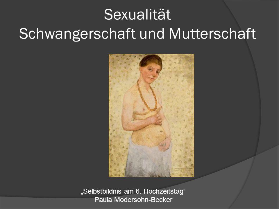 Sexualität und Elternschaft Veränderungen im Sexualverhalten während der Schwangerschaft Veränderung der sexuellen Zufriedenheit Bogren, L.