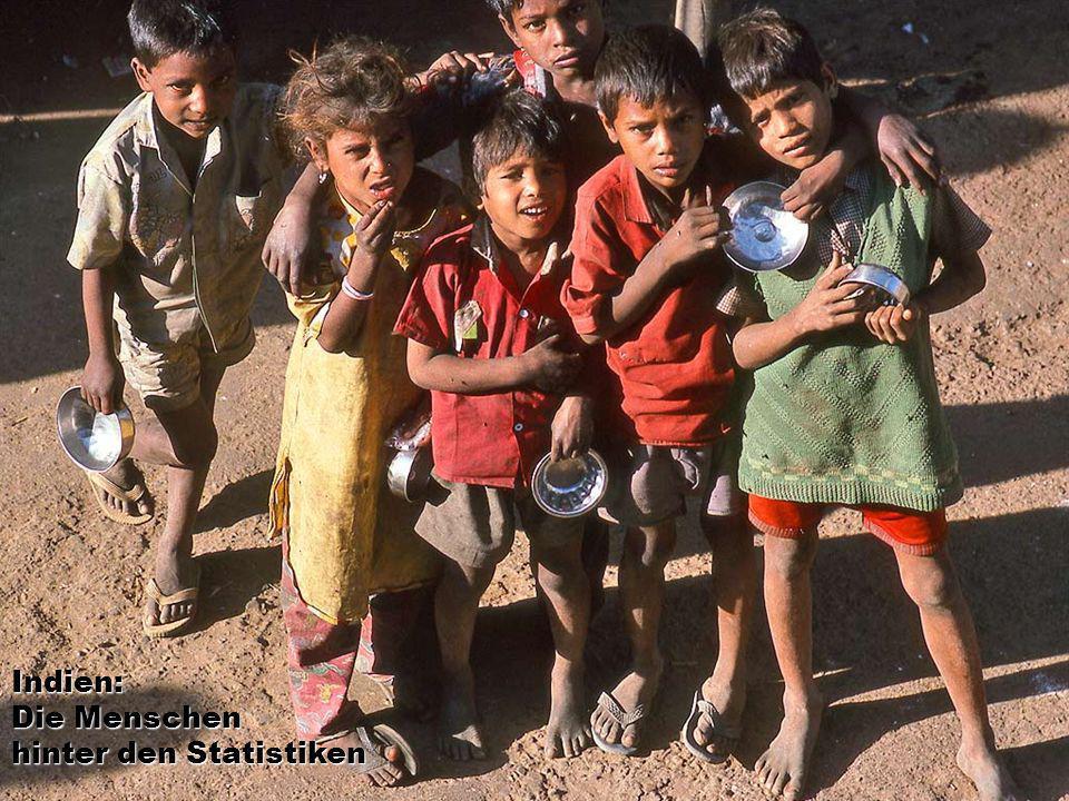 1 Indien: Die Menschen hinter den Statistiken