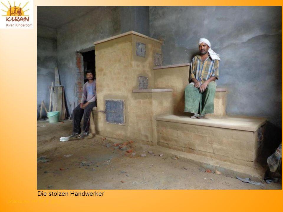 Rotmonten HV 17. 6. 2012 Die stolzen Handwerker