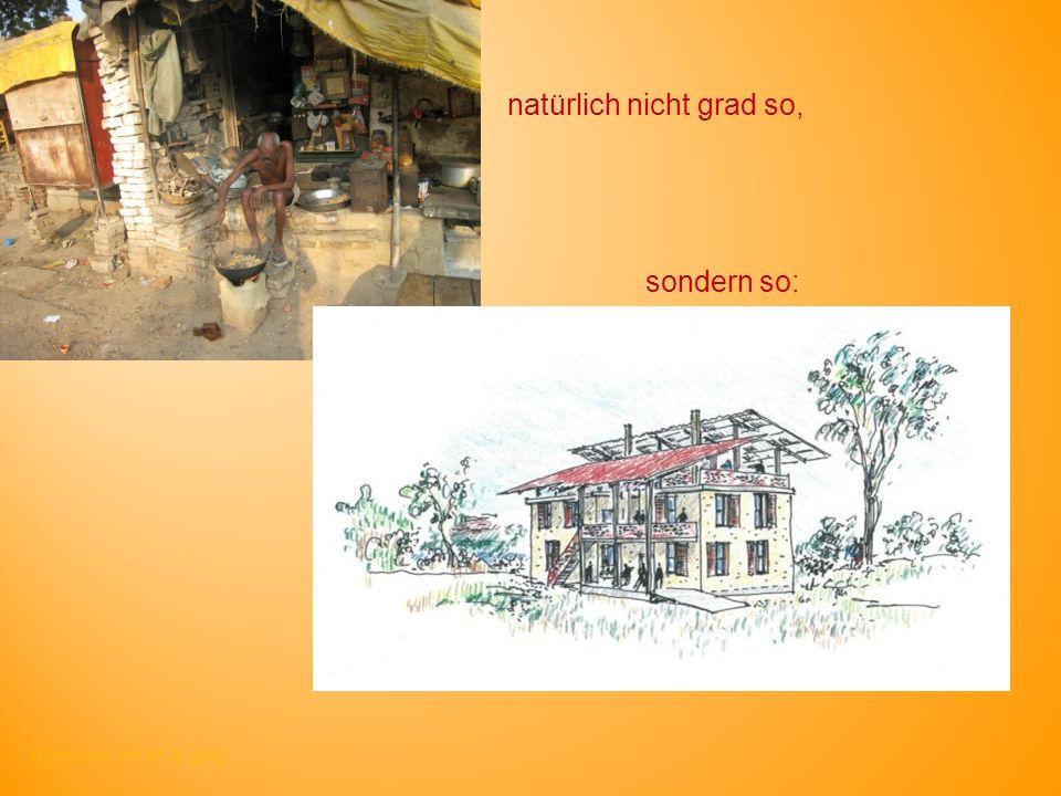 Rotmonten HV 17.6. 2012 In den nächsten Folien lassen wir Ruedi Zai, Arch.