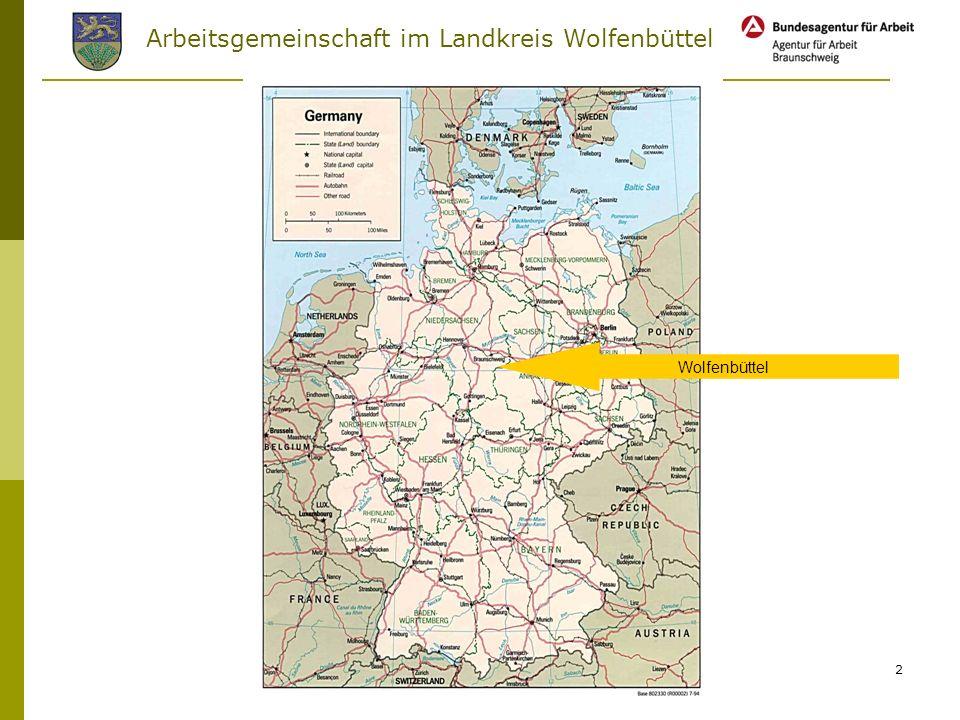 Arbeitsgemeinschaft im Landkreis Wolfenbüttel 1 1.Informationen zur ARGE Wolfenbüttel 2.Sozialraumorientierung – was ist das? 3.AG Zukunftsfabrik und
