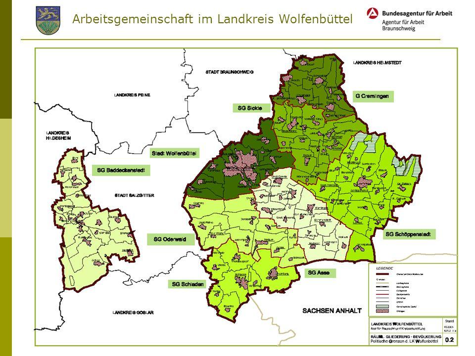 Arbeitsgemeinschaft im Landkreis Wolfenbüttel 2 Wolfenbüttel