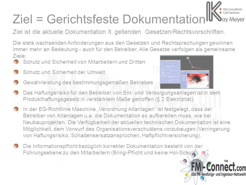 4 Die Informationspflicht bezüglich korrekter Dokumentation besteht von der Führungsebene zu den Mitarbeitern (Bring-Pflicht und keine Hol-Schuld). Zi