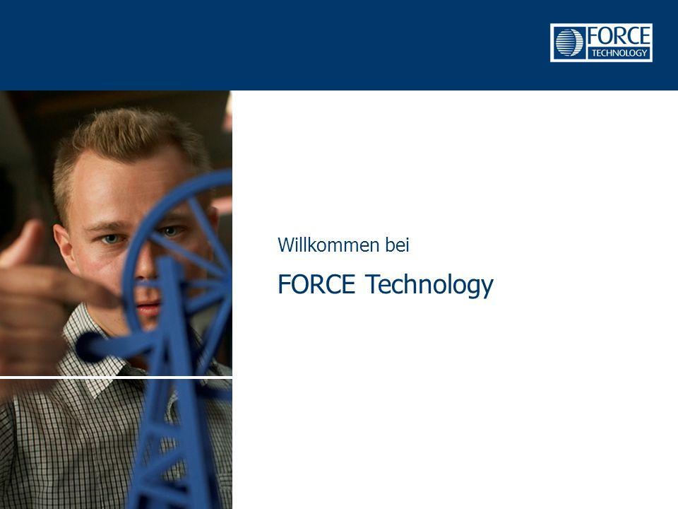Willkommen bei FORCE Technology