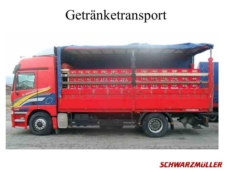 Getränketransport