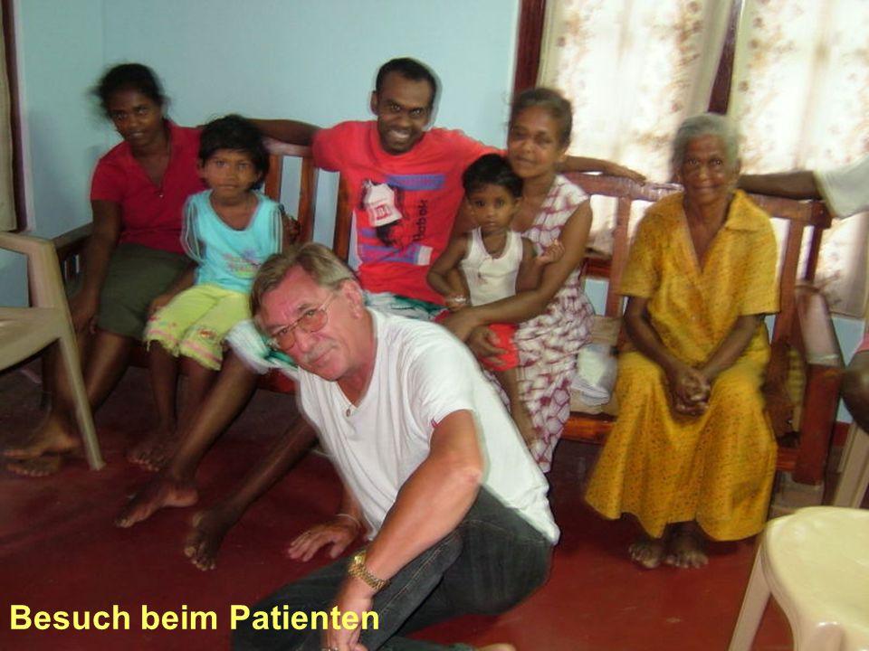 Besuch beim Patienten