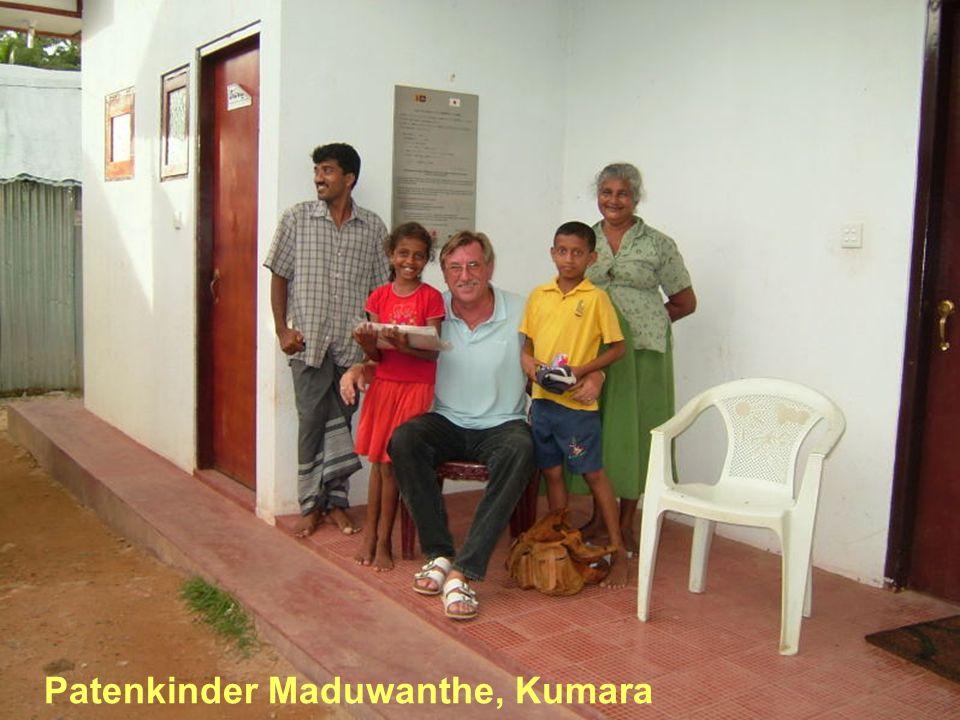 Patenkinder Maduwanthe, Kumara