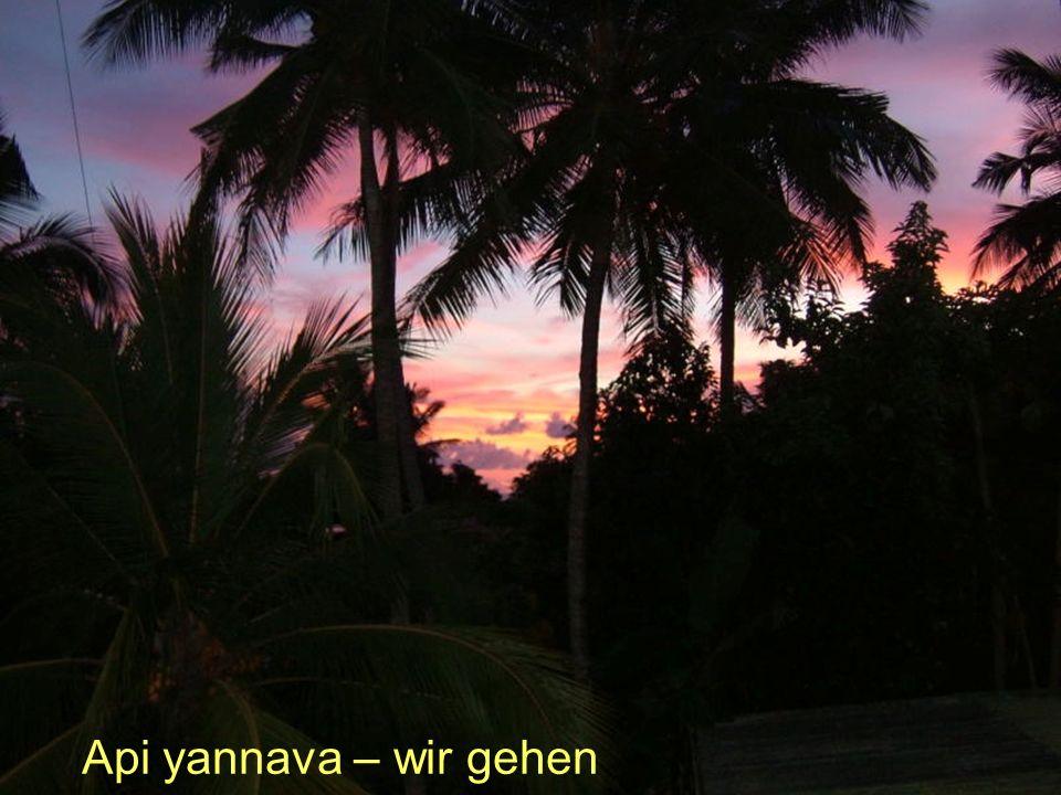 Api yannava – wir gehen