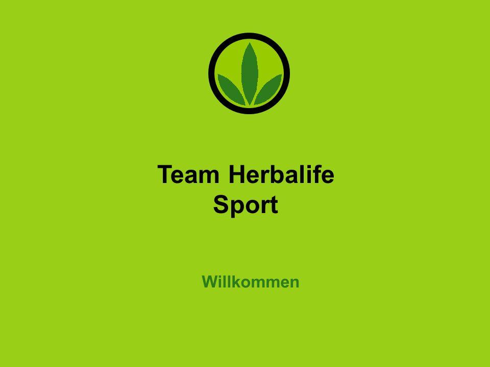 Team Herbalife Sport Willkommen