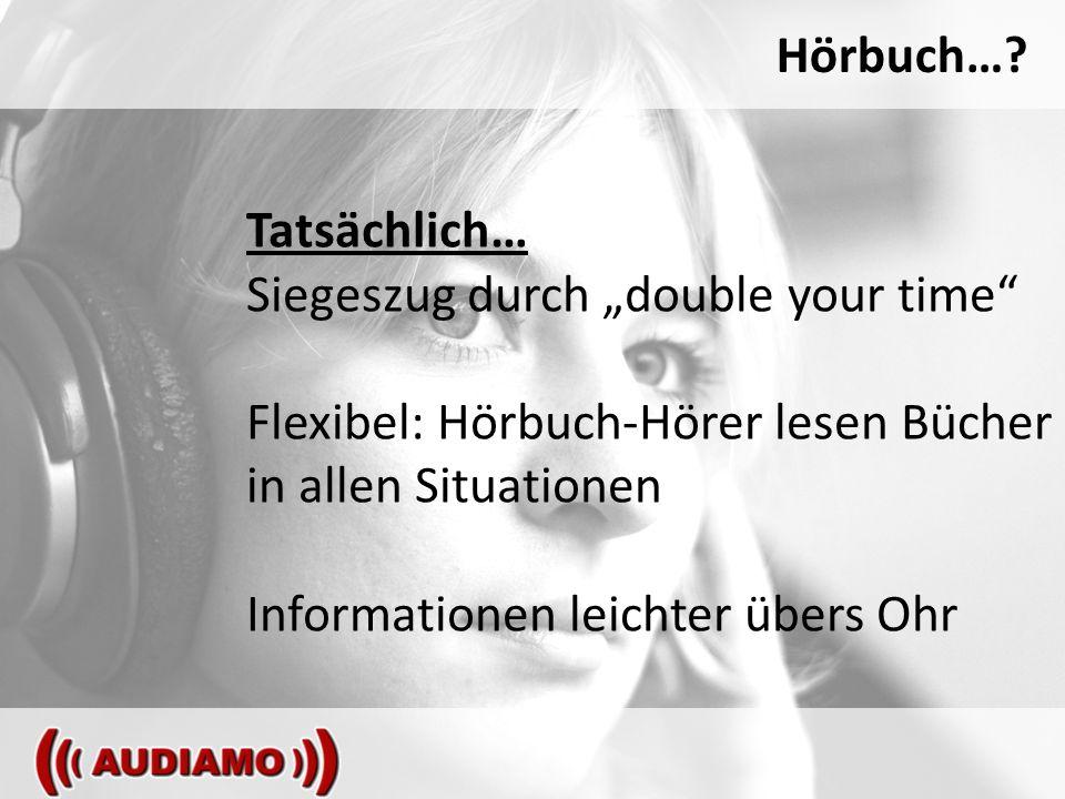 Hörbuch….