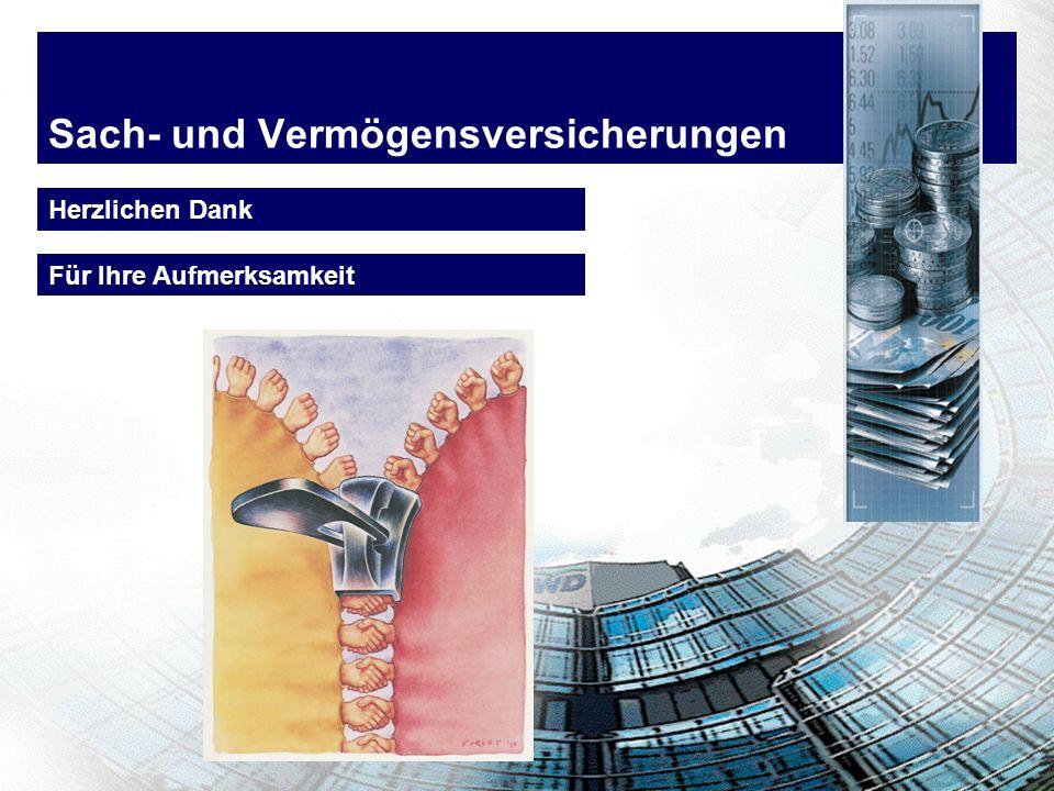 Sach- und Vermögensversicherungen Rechtsschutz-Versicherung Notizen