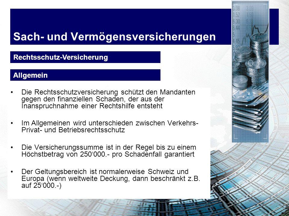 RECHT HABEN IST DAS EINE RECHT BEKOMMEN DAS ANDERE…… letzteres ist oft sehr teuer!!!!! Rechtsschutz-Versicherung