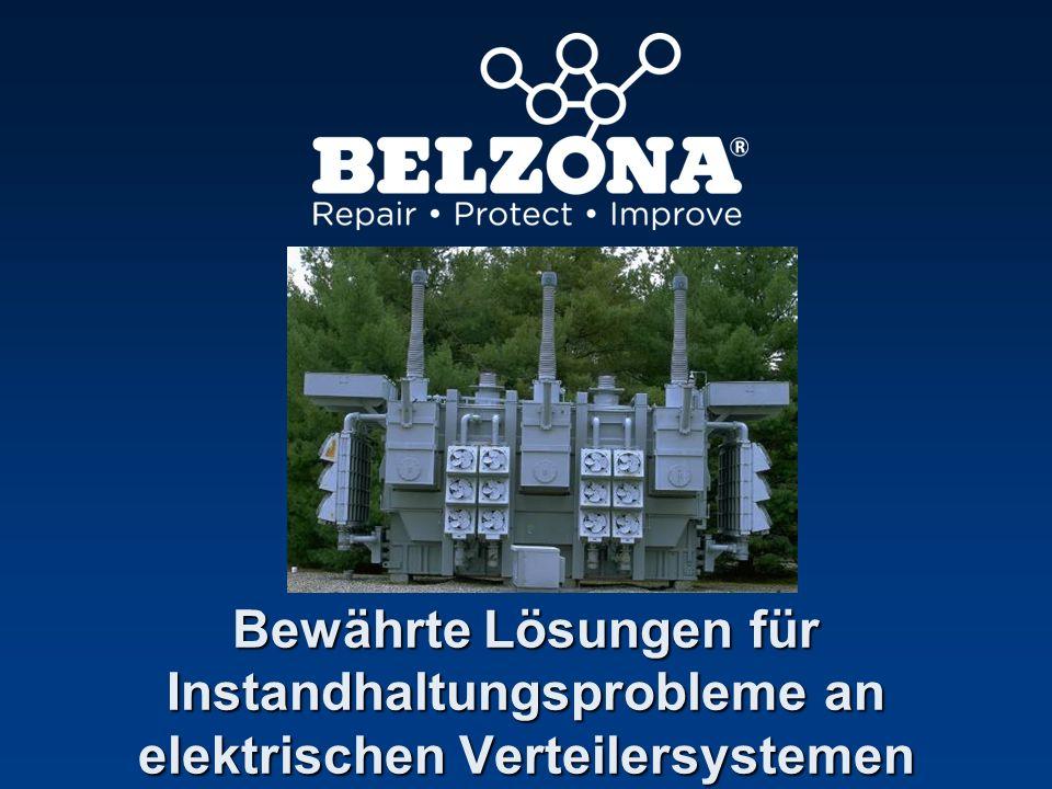 Bewährte Lösungen für Instandhaltungsprobleme an elektrischen Verteilersystemen