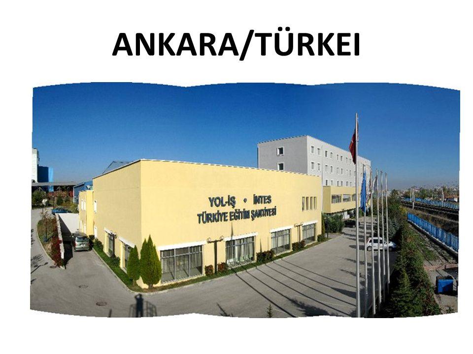 ANKARA/TÜRKEI