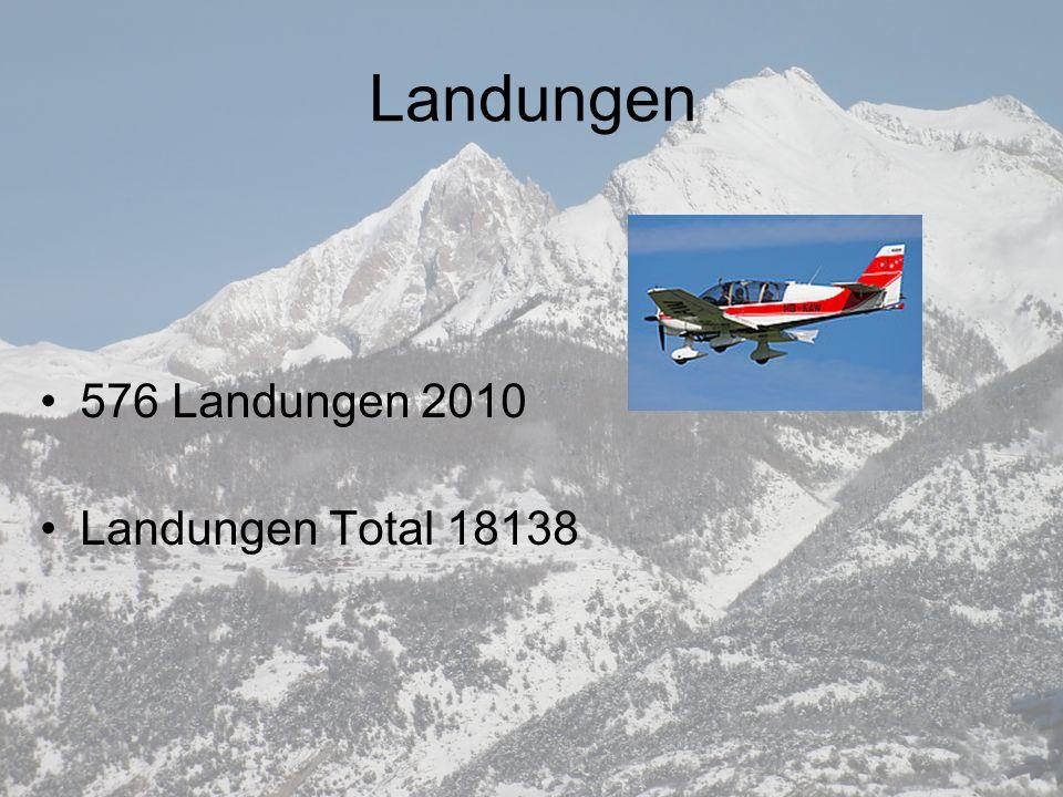 Hangar 1 Verteilung 2011