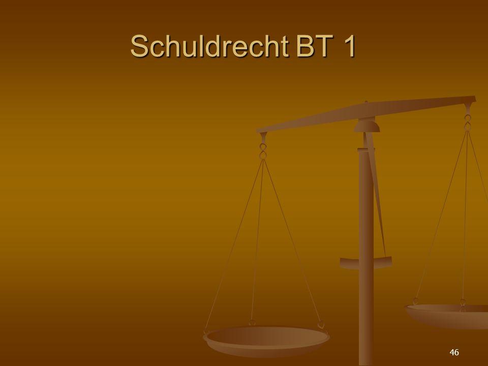 Schuldrecht BT 1 46