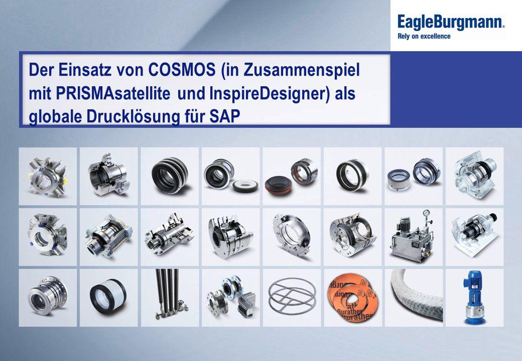© EagleBurgmannGroup ITJosef Bromberger & Robert Steinke20.03.2013 12 Wie finde ich den richtigen Workflow (SAP Main Workflow) SAP DRUCKER (SPAD)