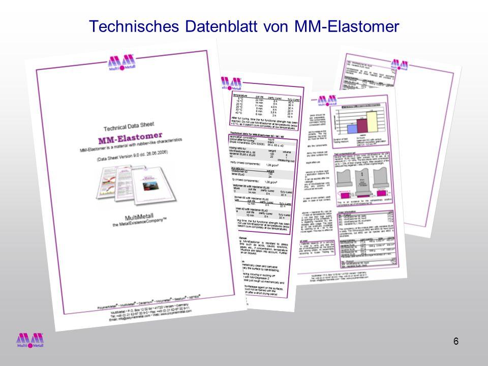 17 MM-Elastomer 95 Datenblatt
