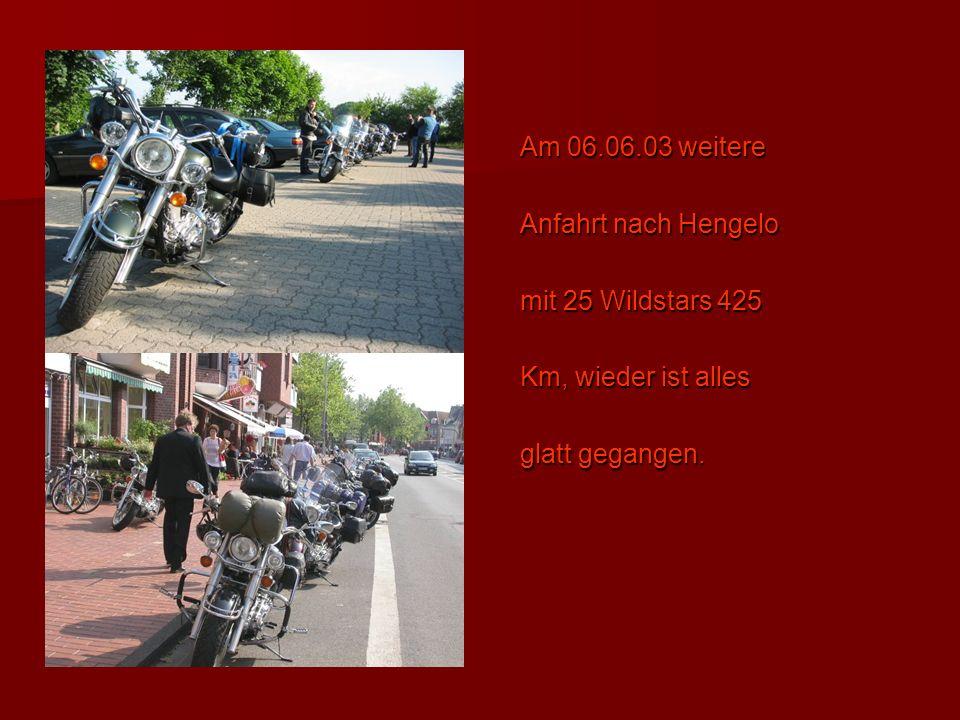 Ankunft in Hengelo
