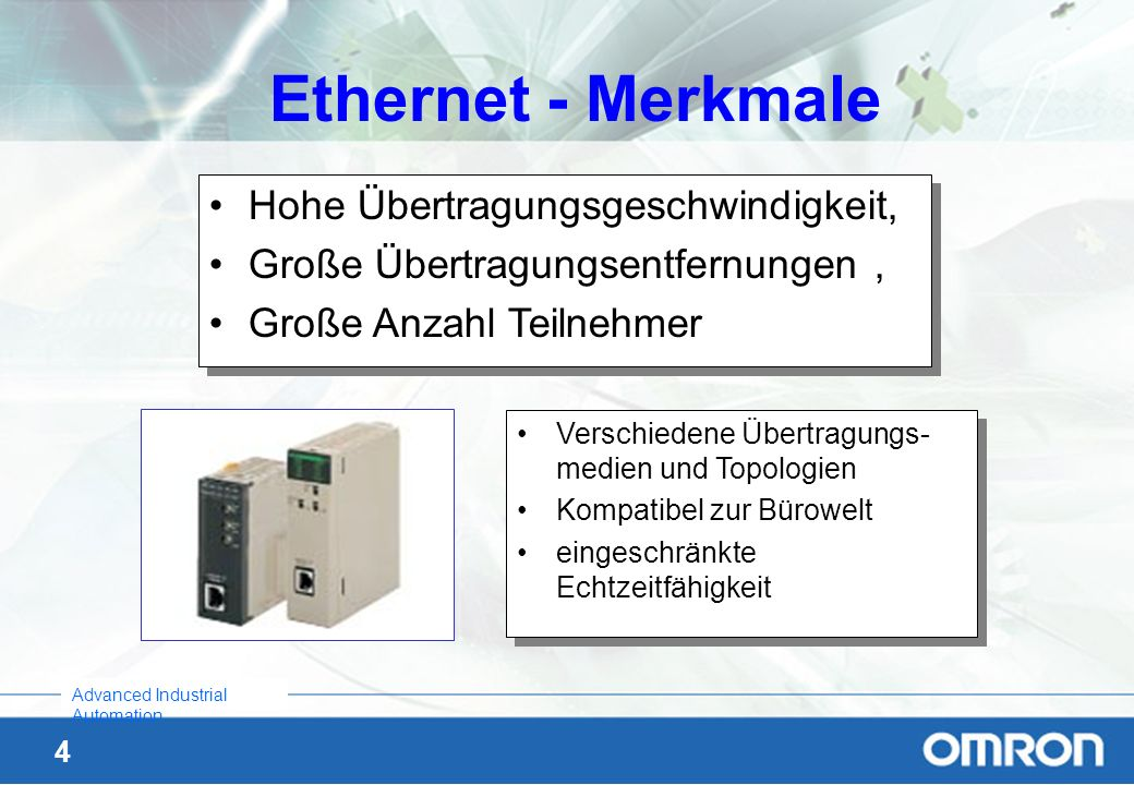 25 Advanced Industrial Automation DHCP BMW.marketing.de DHCP, temp.