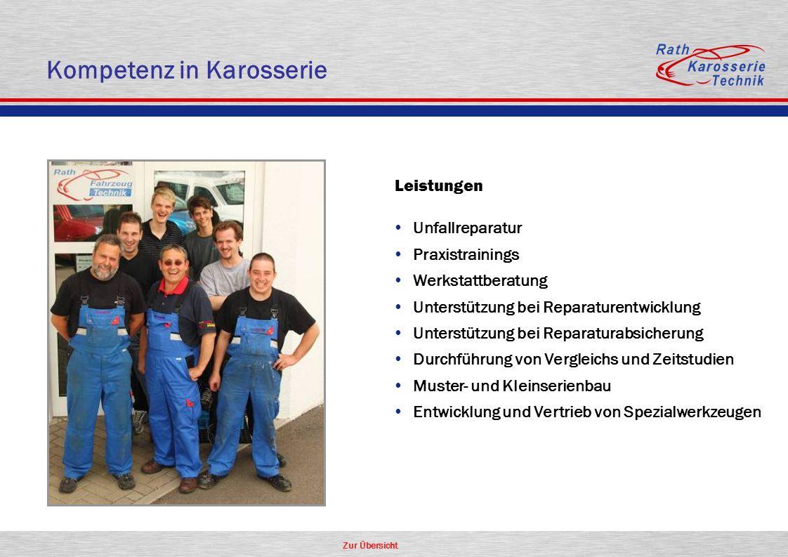 Zur Übersicht Rath Praxistrainings für Kfz-Sachverständige Beschreibung Kompakt und effektiv.